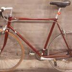 Rød herrecykel fundet på Storebæltsbroen