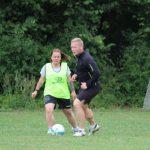 Åben motionsfodbold ved Sørbyhallen