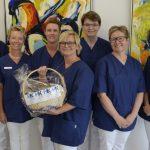 Årets tandklinikelev har hjertet på rette sted