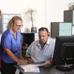 Korsør Antenneselskab moderniserer sine kontorer