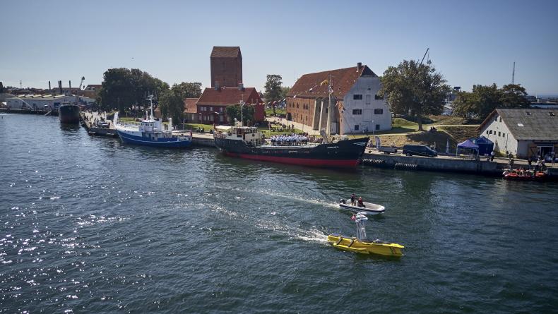 Foto: Carsten Lundager // Danmarks Maritime Kultur og Folkemøde