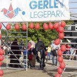 400 legebørn sluppet fri på Gerlev