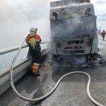Storebæltsbroen får en højteknologisk brandbil
