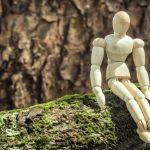 Tag en træmand eller skovkvinde og skaf et træ