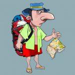 Korsoraner gik på Storebæltsbroen med sin rygsæk
