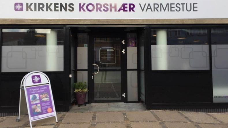 Foto: Kirkens Korshær