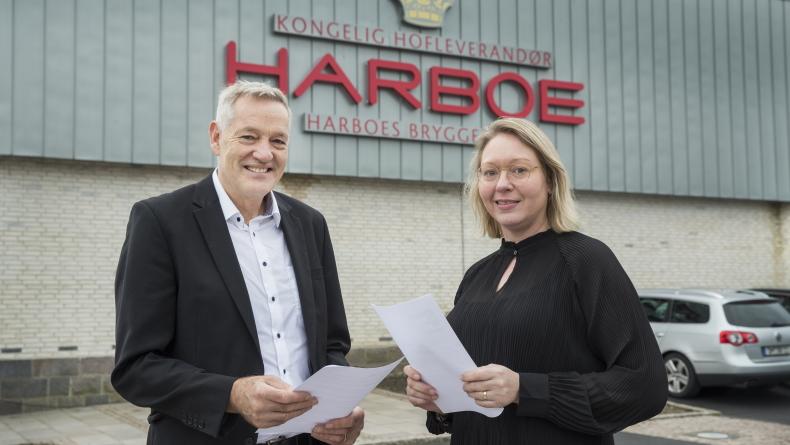 Foto: Harboes Bryggeri og ZBC Slagelse