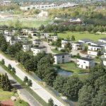 Store haveløse villaer skal trække borgere til Slagelse