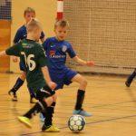 Stort fodboldstævne i Sørbyhallen