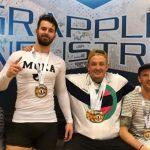 6 medaljer til Slagelse Brazilian Jiu Jitsu