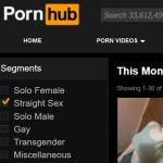 Filmede nøgne kvinder og udgav dem på Pornhub