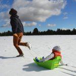 Den varmeste vinter viser fremtidens vinter
