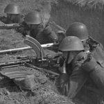 Gammel instruktionsfilm om danske soldater