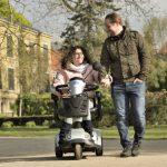 Kørestol i Slagelse går ikke hånd i hånd med COVID-19