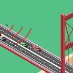 Radiovarslinger testes på Storebæltsbroen