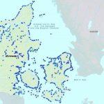 Rent badevand ved rekordmange strande i landet