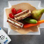 Gør skolestart sjov og sund med madpakken