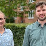 To ny forskere Slagelse Sygehus
