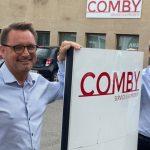 It-virksomheden Comby udvider i Slagelse By