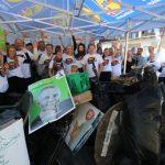 World Cleanup Day i Anlægget i Slagelse By