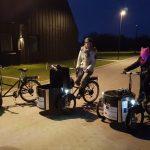 126 familier deles om at benytte elcykler fremfor bilen
