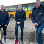 Nyt elbusanlæg på vej til Korsør Erhvervspark
