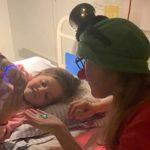 Danske Hospitalsklovne kommer på godnatbesøg