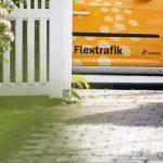 Movias flextrafik får flere elbiler i 2022