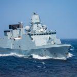 Fregatten Iver Huitfeldt er tilbage i Korsør
