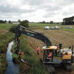 Samarbejde fører til bedre vedligeholdelse af vandløb