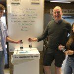 """HHX og HTX i Slagelse er første """"Skole, der gi'r affald nyt liv"""""""