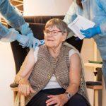 Plejehjemsbeboere i Region Sjælland er snart vaccineret