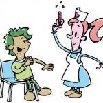 Restvacciner prioriteres efter faste kriterier