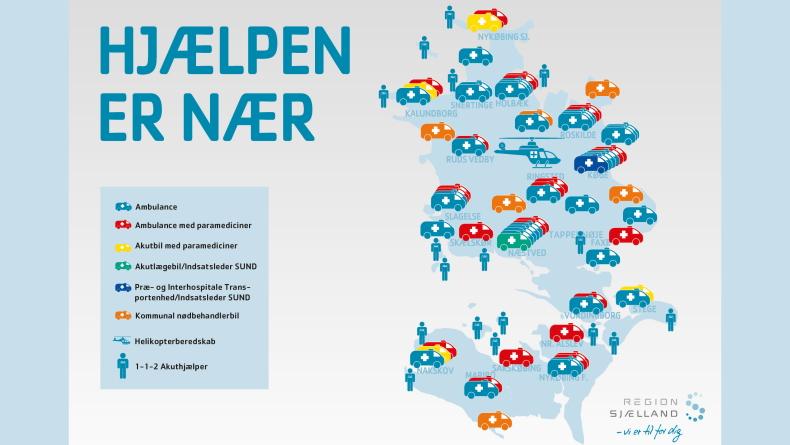 Grafik: Region Sjælland