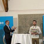 Guldlærling vinder DI Vestsjællands Lærlingepris 2021