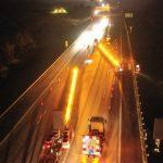 Mobile autoværn øger sikkerheden om natten
