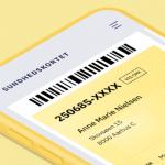 Nu kommer sundhedskortet på din mobil