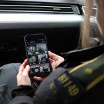 Politiet tjekker dig på deres telefon