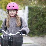 Børns brug af cykelhjelm slår ny rekord