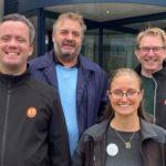 Veganerpartiet tilslutter sig valgforbund
