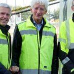 Første spadestik på landstrømsanlæg til Korsør Havn