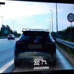 Over 500 køretøjer er beslaglagt for vanvidskørsel