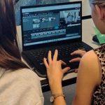 Fremtidens filminstruktører fra 7. klasse i Slagelse Kommune